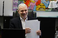 Politik, Partei LSAP, Dan KERSCH, Arbeits und Sportminister Foto: Luxemburger Wort/Anouk Antony