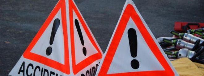 Bei einem Unfall in Diekirch wurden zwei Personen verletzt.