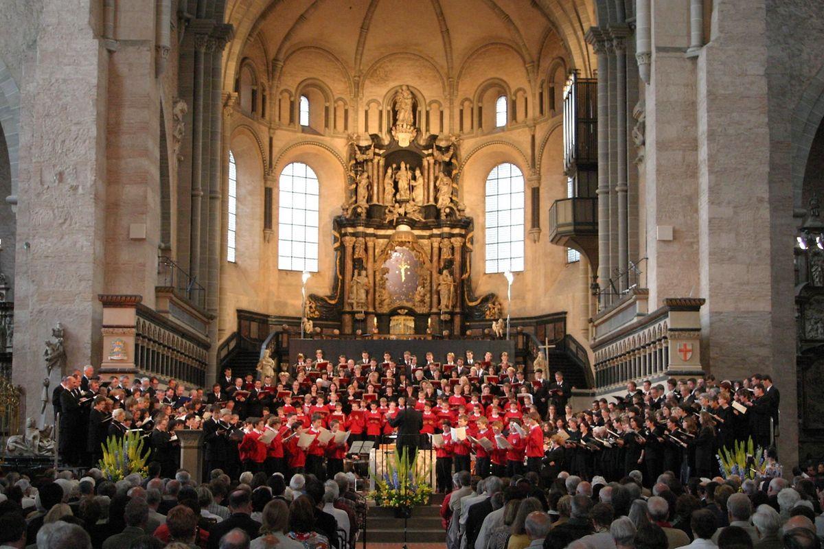 Seinen feierlichen Abschluss wird das Mosel Musikfestival am 3. Oktober im Trierer Dom finden.