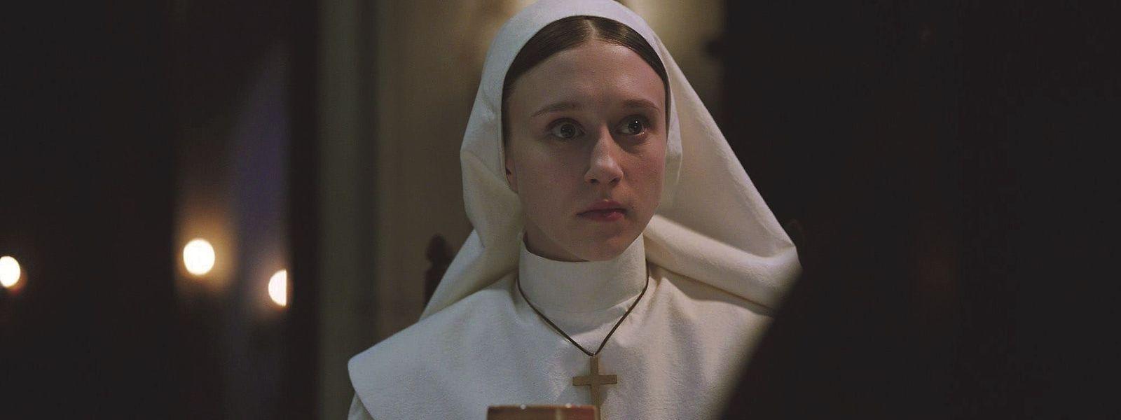 Irène, la jeune novice (Taissa Farmiga) n'est visiblement pas préparée pour la mission qui lui est confiée.