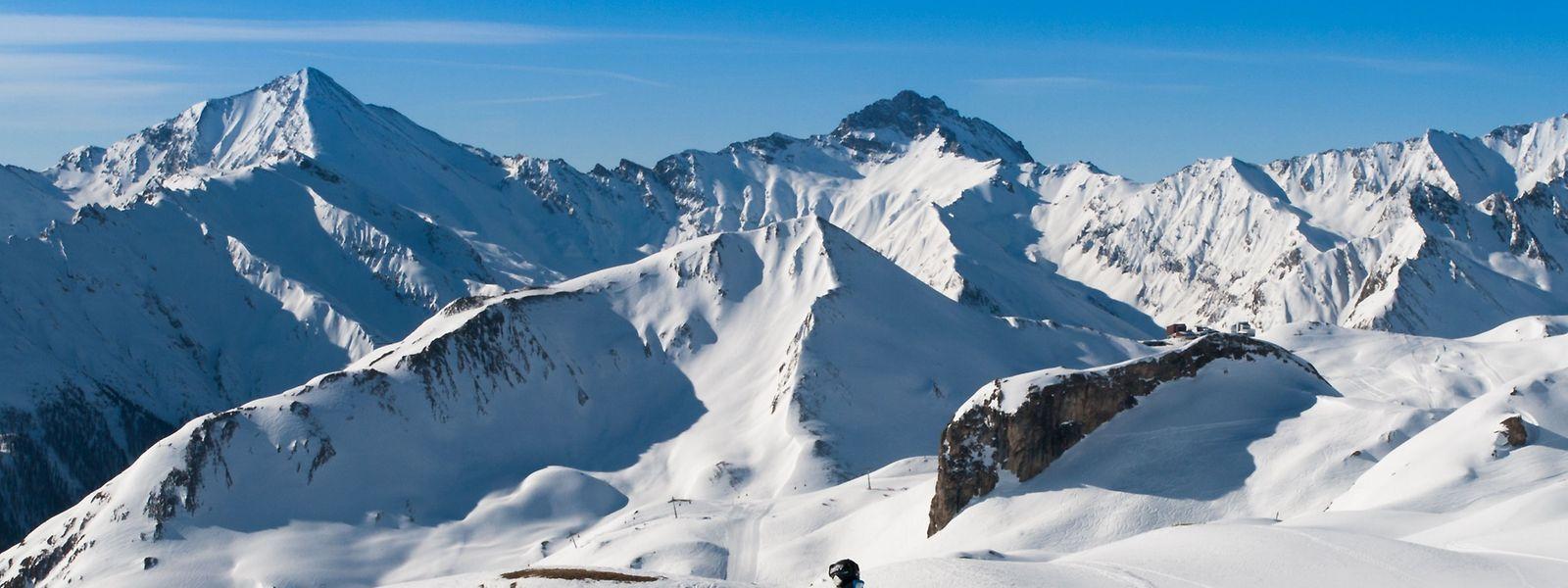 Ischgl: Sonst Österreichs Winterparadies - nun der Corona-Schrecken des Landes.