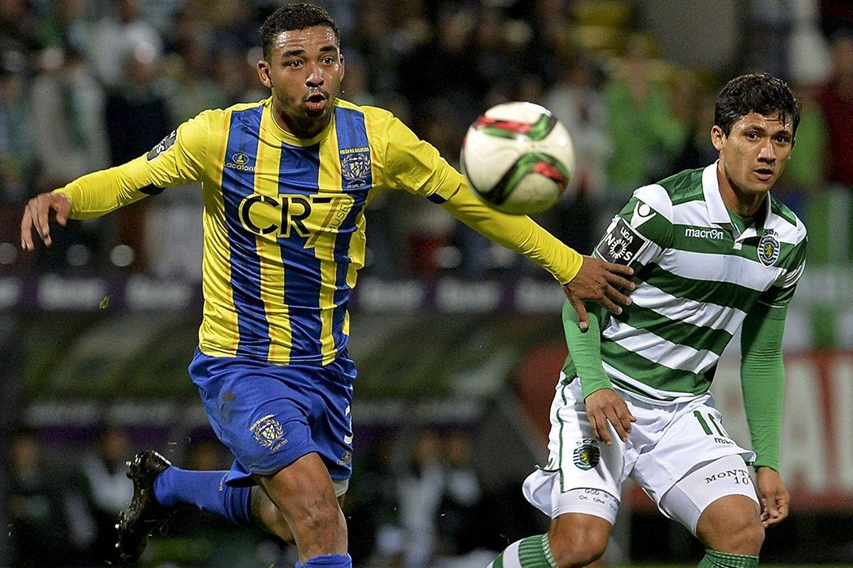 O Sporting perdeu na Madeira e é agora o segundo da I Liga portuguesa