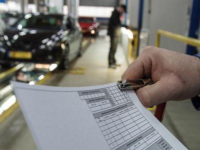 Da muss jeder durch: die technische Fahrzeugkontrolle ist im Wandel.