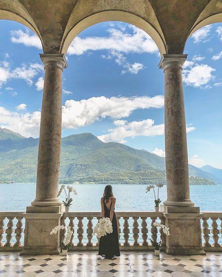 Lake Como: synomymous wth luxury