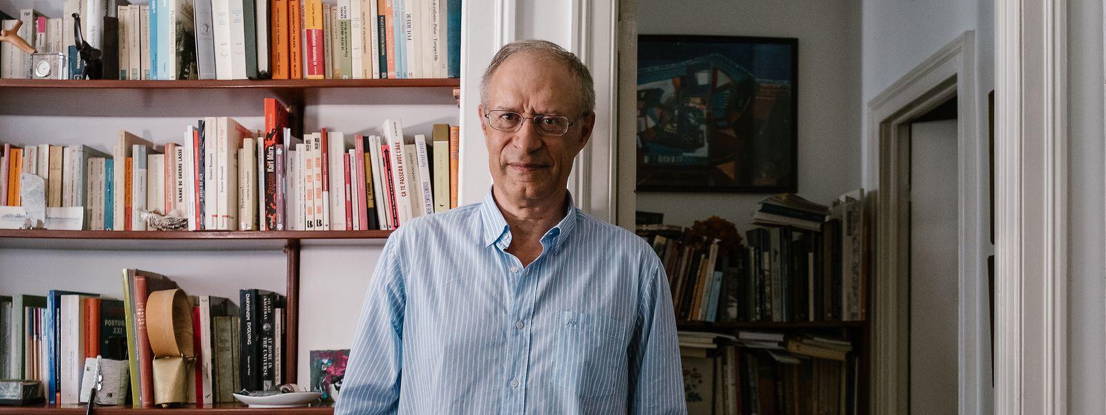 Francisco Louçã, economista e político português, ex-coordenador do Bloco de Esquerda.