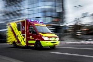 Ambulance, Notarzt,Unfall,Rettungswagen.Foto:Gerry Huberty