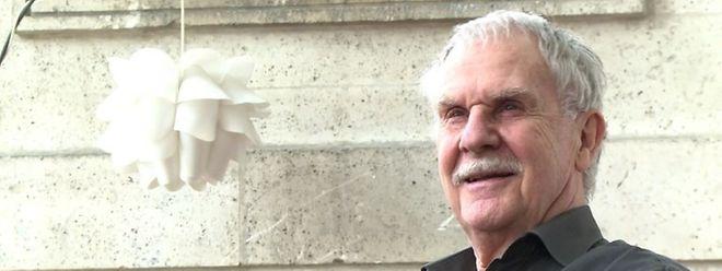 Hermann, de son vrai nom Hermann Huppen, a été sacré mercredi «Grand Prix 2016 du Festival International de la Bande Dessinée» d'Angoulême
