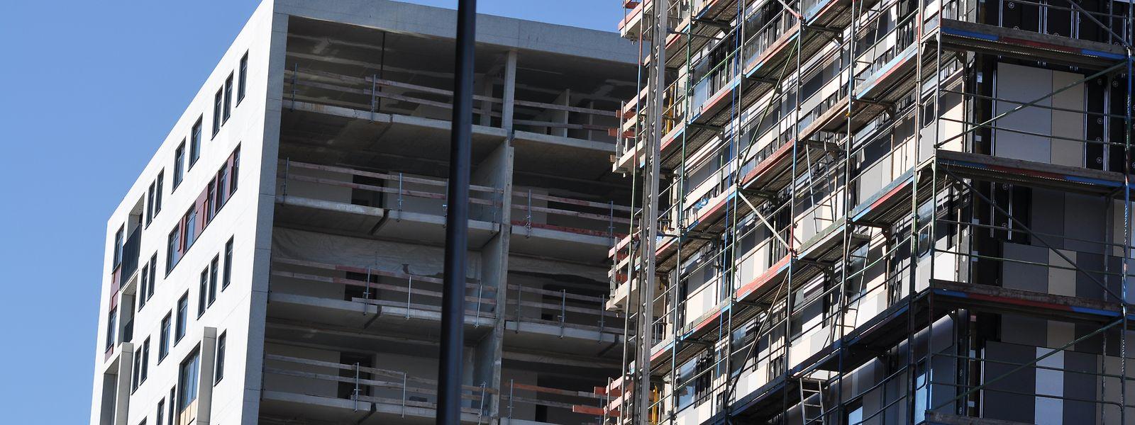 """""""Quand le bâtiment va, tout va"""": Die Immobilienpreise stiegen 2019 um fast zehn Prozent, was auf ein Ungleichgewicht zwischen Angebot und Nachfrage zurückzuführen ist. 2020 dürfte sich an der ungesunden Situation wenig ändern."""