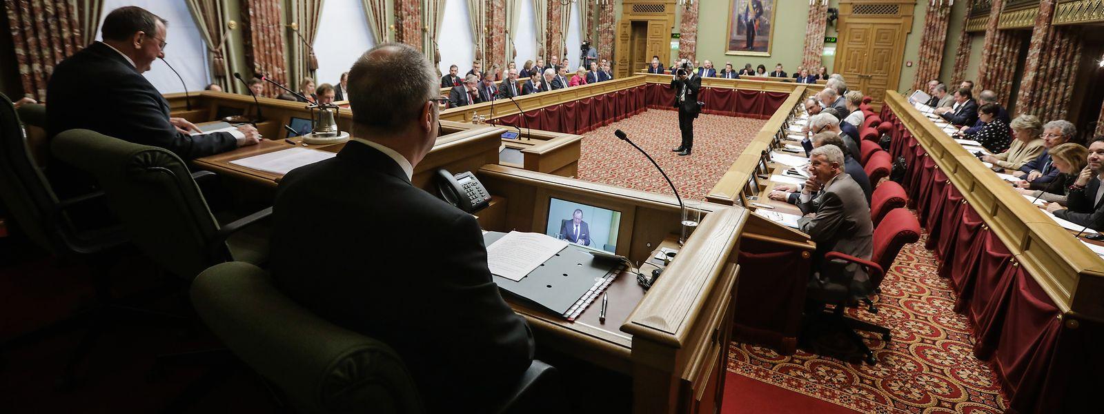 Die Fraktionen in der Chamber können künftig auf ein größeres Personalbudget zurückgreifen.