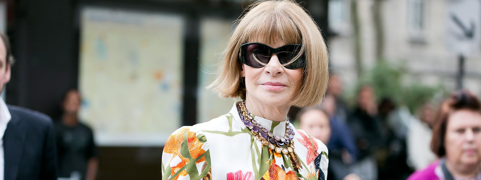 Ihr Urteil fürchten sogar die ganz Großen der Modeszene: Anna Wintour verhalf bereits einigen Designern, darunter Michael Kors und Marc Jacobs, zum Erfolg.