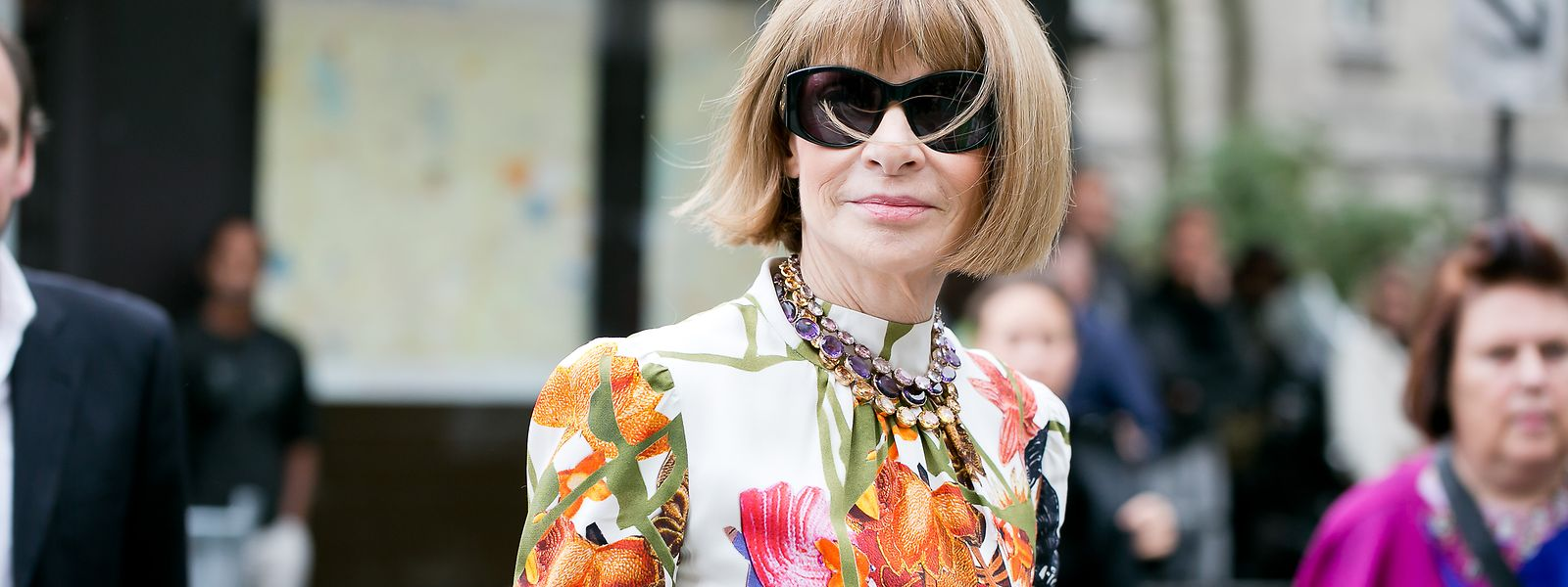 Si même Anna Wintour adopte des principes de recyclage dans sa garde-robe...