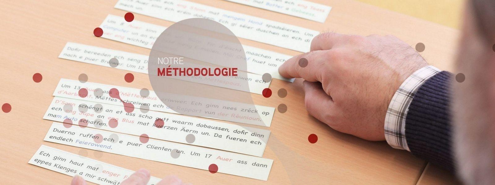 Le site présente toutes les informations sur l'offre de cours, les certifications ou la méthodologie de l'INL