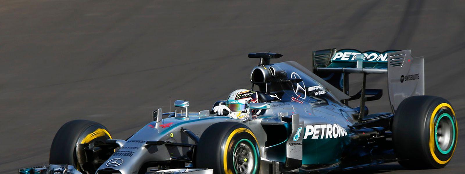 Mais uma vitória para o piloto da Mercedes que se aproxima da conquista do título