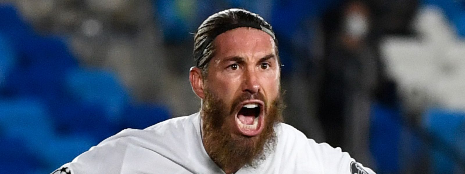 Belle soirée pour le défenseur Sergio Ramos qui a scoré pour le Real Madrid.