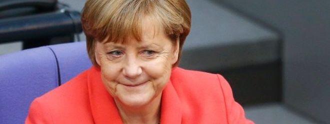 Merkel sieht Paris und Berlin an der Spitze der weiteren Einigung.