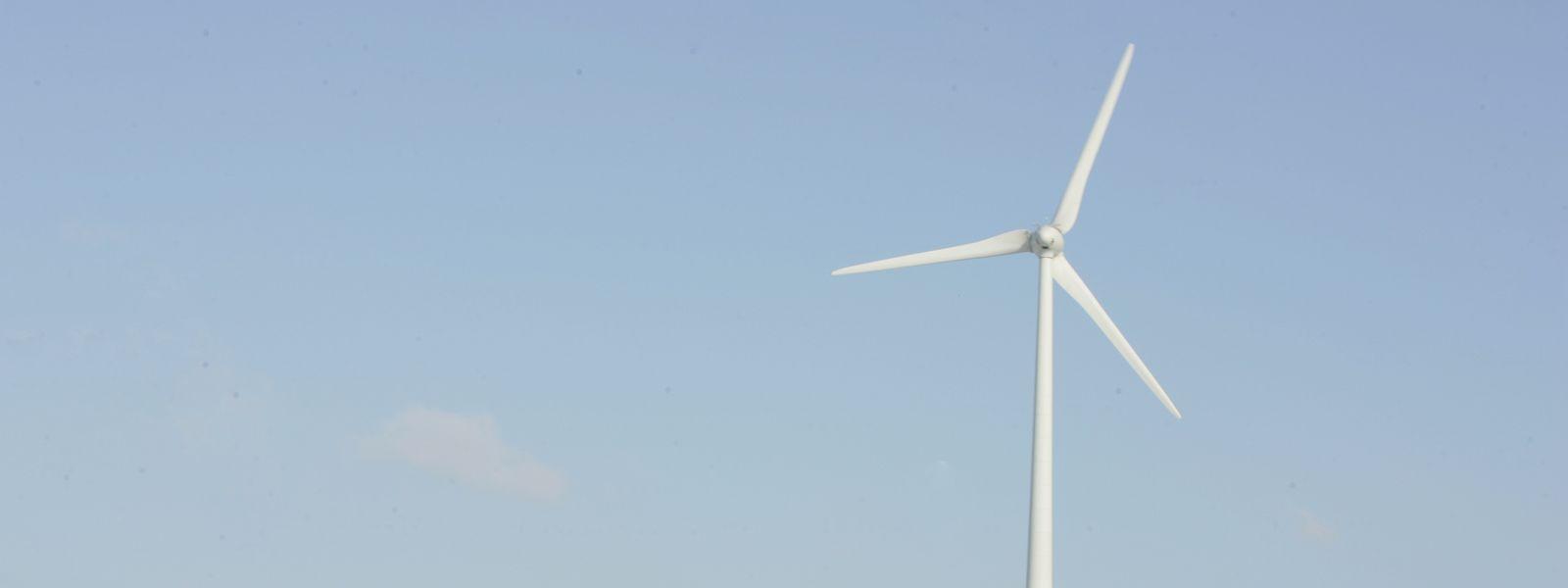 """Der Plan ist für die grünen Minister """"ein riesiges Investitionsprogramm"""": Renovierungen, neue Heizungen, Windräder - das kreiere Arbeit."""