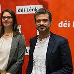 Thoma e Wagner lideram lista europeia do déi Lénk