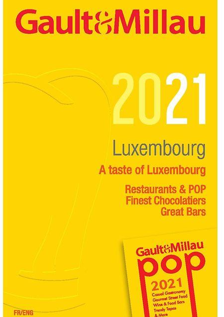 """""""Gault&Millau - A Taste of Luxembourg"""" ist ab dem 27. Oktober zum Preis von 14,95 Euro erhältlich."""