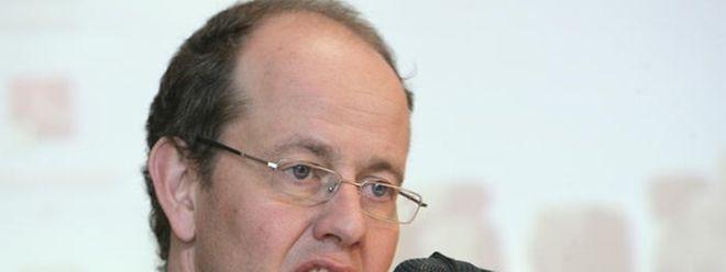 Jean-Louis Schiltz war Kommunikationsminister von 2004 bis 2006.