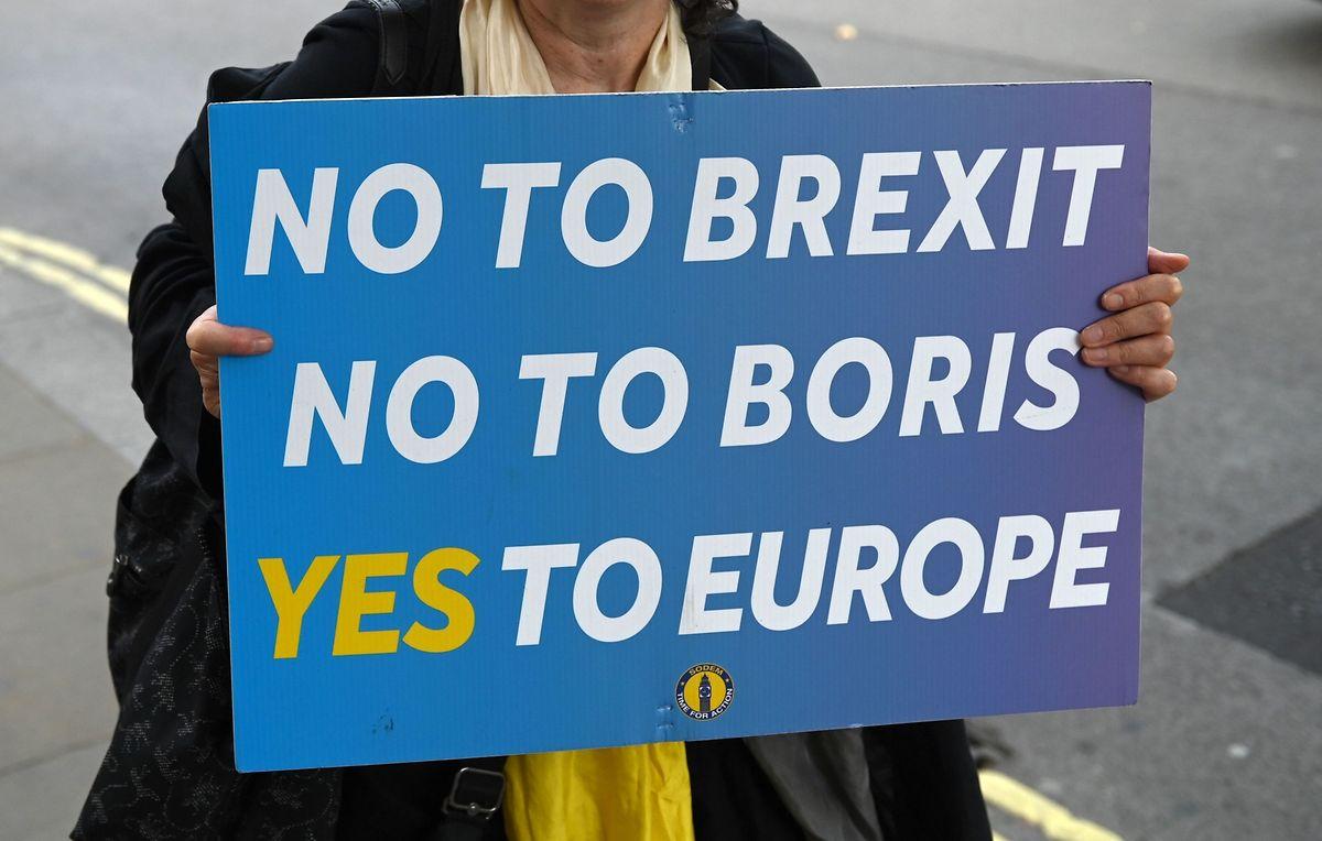 Parmi les anti-Brexit, on trouve bon nombre de citoyens britanniques embauchés par les institutions européennes, à Bruxelles comme à Luxembourg ou Strasbourg.