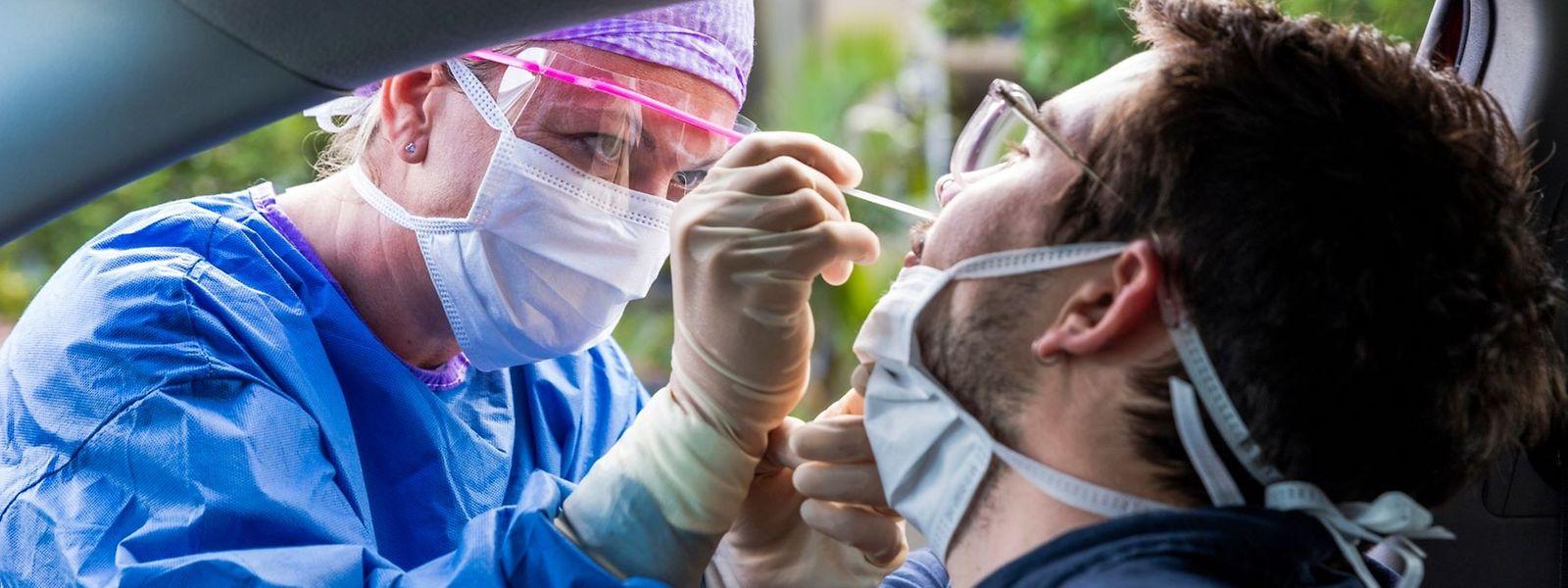 Les 20.000 tests de dépistage quotidiens seront menés dans 17 stations réparties dans le pays.