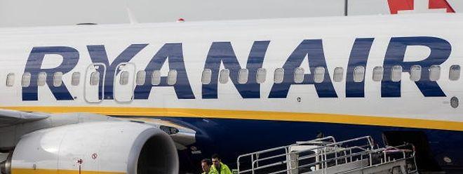 Ryanair a transporté 450.000 passagers au Luxembourg sur l'année fiscale 2018.