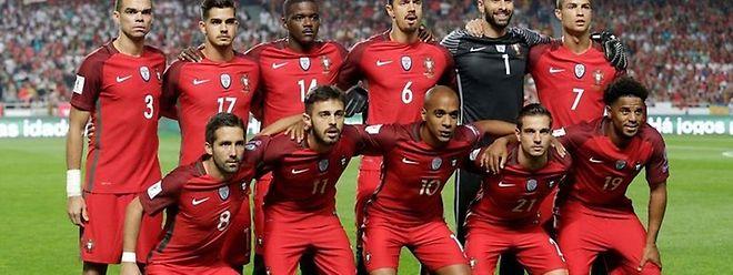 Portugal continua pódio do futebol mundial
