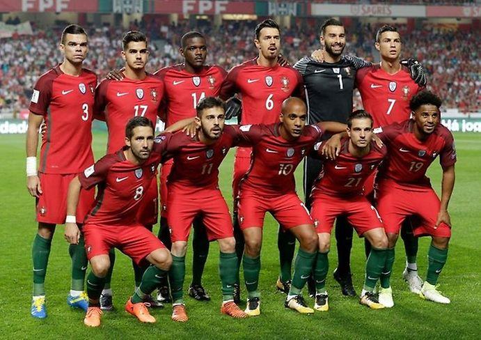 Contacto - Mundial de futebol da Rússia  Portugal no grupo B com ... 6c9ba0f080f29