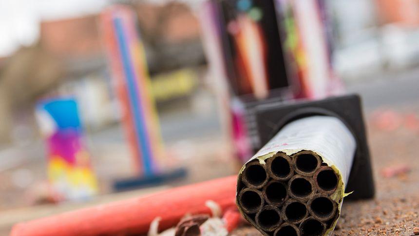 Feuerwerke sind an Silvester beliebt, sie können jedoch gefährlich sein.