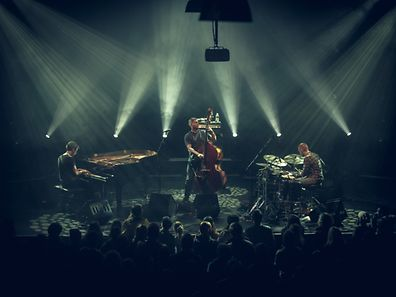 GoGo Penguin, Out of the Crowd, 22.04.2017, Kulturfabrik, Julie Gatto