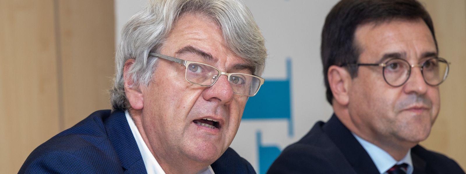 Pour Romain Wolff , président de la CGFP, l'approche mise en place par le gouvernement est jugée comme «choquante».