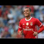 Benfica vende Raul de Tomas ao Espanyol de Barcelona