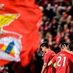 Liga Europa: Benfica-Eintracht Frankfurt nos quartos de final