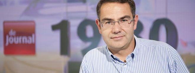 """Alain Rousseau hatte nach der """"Affäre Lunghi"""" seinen Posten als Chefredakteur von RTL Télé Lëtzebuerg aufgegeben."""