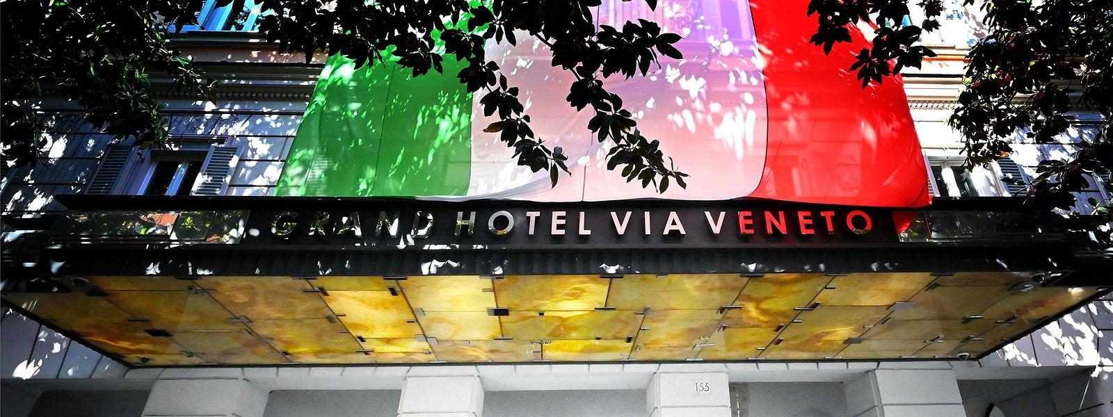 Le tourisme fait partie des secteurs de l'économie italienne les plus touchés par l'impact de l'épidémie.