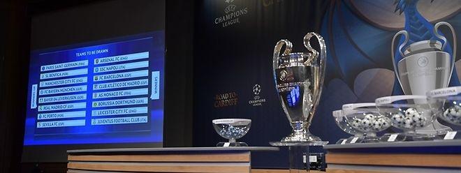 Le tirage au sort des 8es de finale de la Ligue des champions a livré son verdict, ce lundi à Nyon