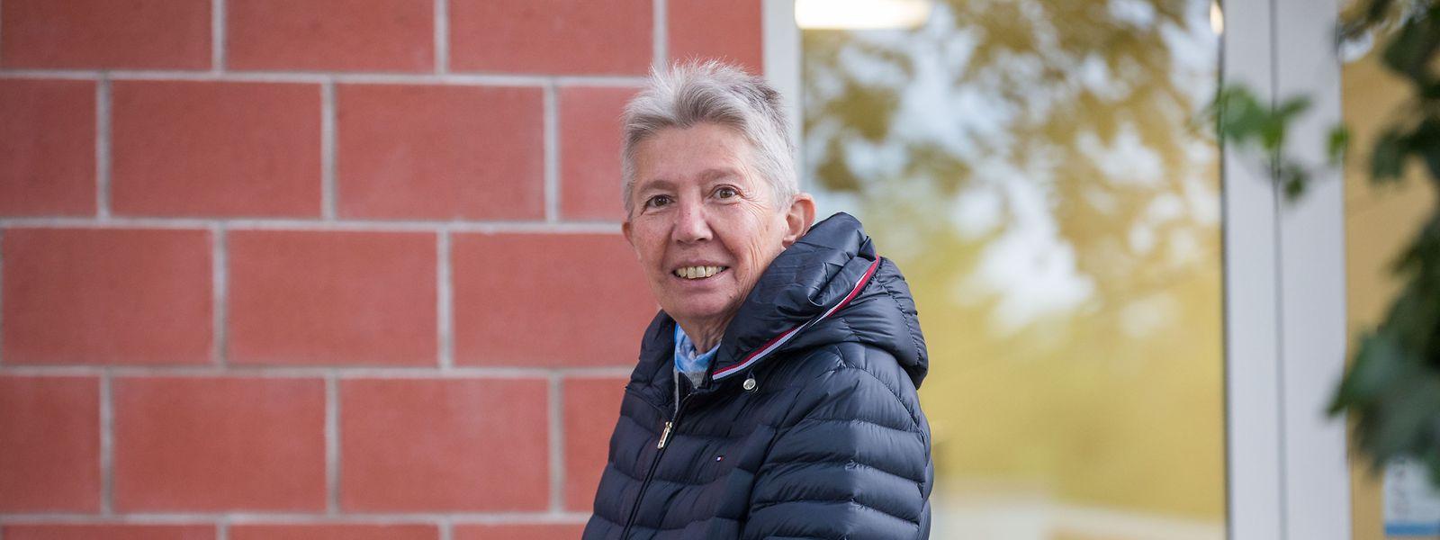 Diane Weimischkirch ist dem Handball mit Leib und Seele verbunden.