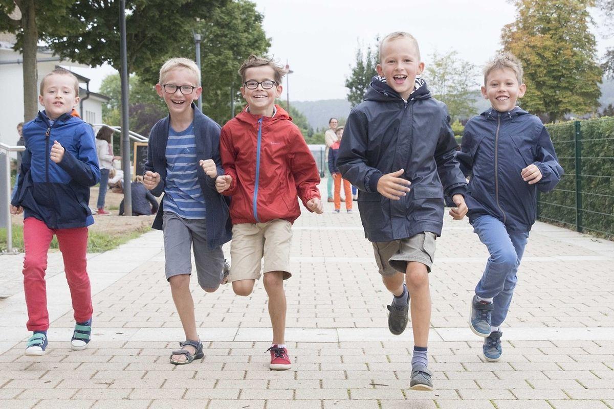 Il était question que l'école trouve refuge dans le quartier de Neudorf à Luxembourg-Ville dès septembre 2017.