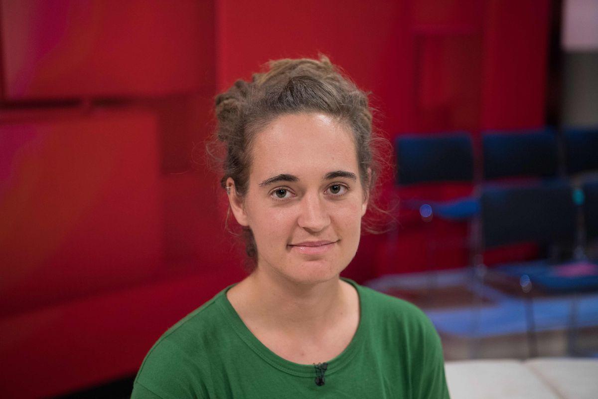 Rackete war nach ihrer Aktion in Italien kurzzeitig festgenommen worden.