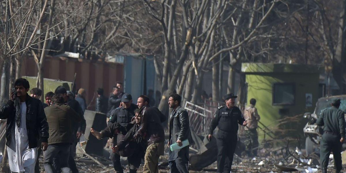 Atentado foi reinvindicado pelos talibãs