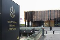 5.5..Europaischer Gerichtshof , Eugh , Kirchberg / Porte Ouverte Foto: Guy Jallay