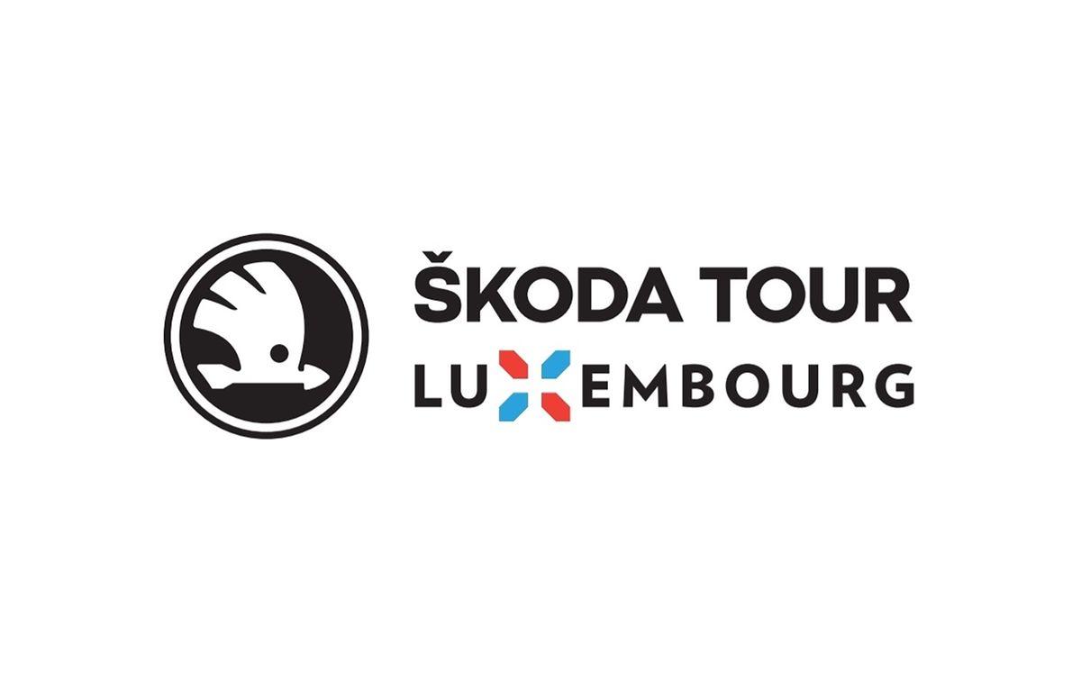 Das neue Logo der SkodaTour de Luxembourg.