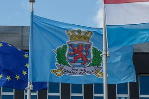 15.4. Findel / PK Police Grand Ducale Statistiques Deliquance / Foto:Guy Jallay