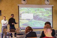 WI,PK Google Project Luxembourg.Fabien Vieau , Frederic Descamps,.Foto: Gerry Huberty/Luxemburger Wort