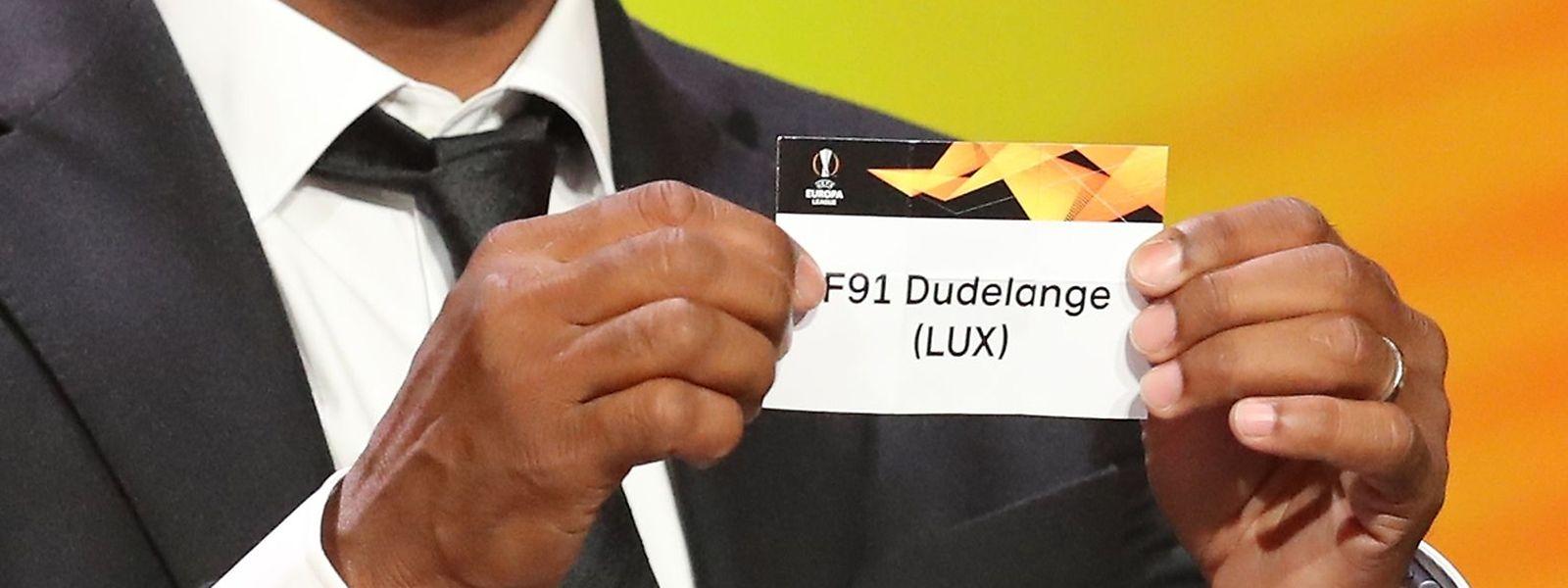 F91 Düdelingen schaffte mit dem Einzug in die Gruppenphase eine der größten Fußballsensationen der vergangenen Jahre.