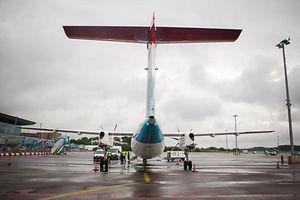 Luxair - Bombardier Q400 - Photo : Pierre Matgé