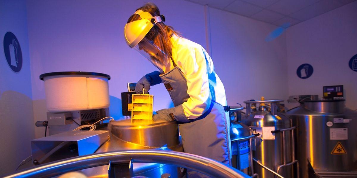 Luxemburg investiert viel Geld in Forschung und Innovation.