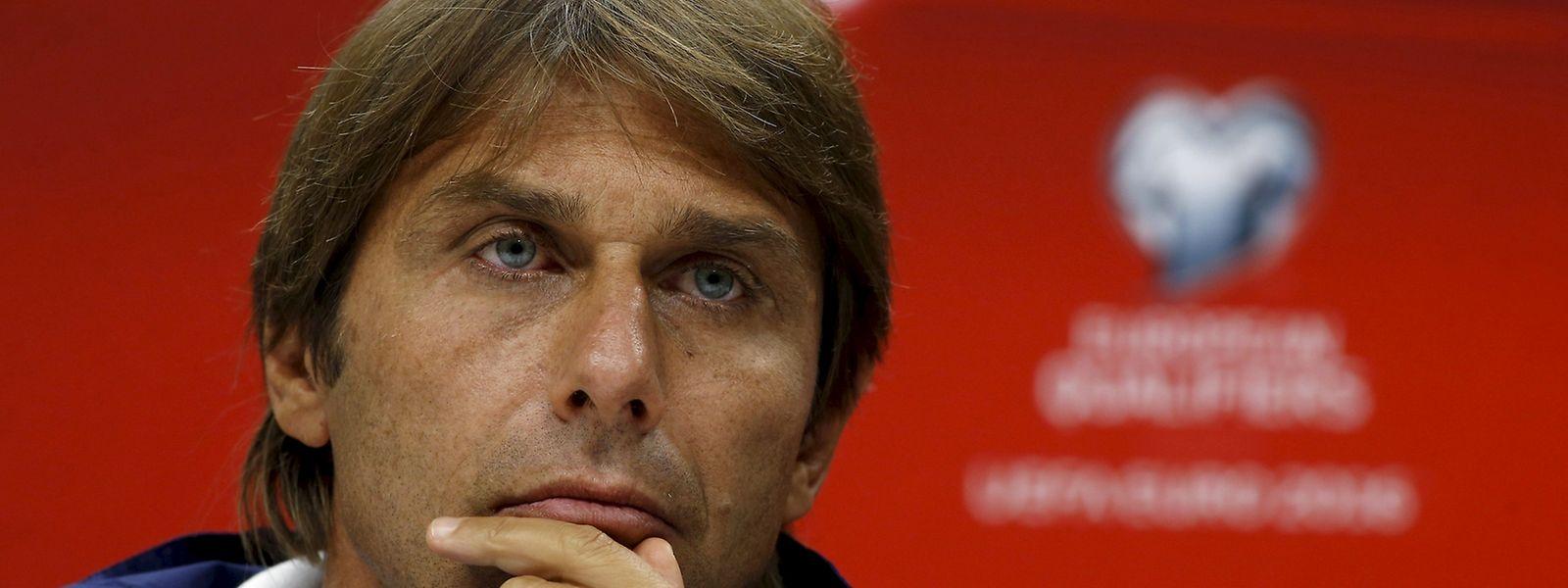 Antonio Conte wollte vor der EM-Endrunde seine Unschuld beweisen. Die Staatsanwaltschaft ist noch nicht überzeugt.