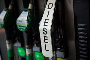 BdW - Illustratioun aktuell Präisser vum Benzin, Diesel, Foto Lex Klerenn