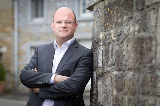 Philippe Courard teme concorrência